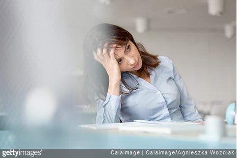 Une cure de magnésium marin permet de combattre la fatigue